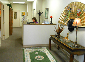 Our acupuncture treatments are available by appointment. We have easy, off-street parking and a comfortable office. Remember, your initial consultation is free - Please call us to schedule.